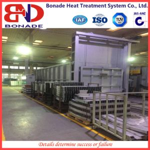 Trolley Type Annealing Furnace with Radiation Tube