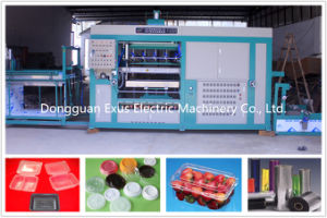 Automatic Newest Design Plastic Heating Vacuum Forming Machine From Manufacturer