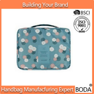 2017 Popular Multi Pouch Nylon Cosmetic Box  Makeup Bag (BDY-1706002) pictures & photos