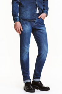 Slim Tapered Selvedge Men Jeans
