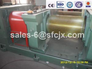 Rubber Cracker Mill, Tyre Recycling Machine (XKP-560)