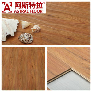 AC3/AC4 Waterproof (U-groove) Wave Embossed Surface Oak Laminate Flooring (AB9960) pictures & photos