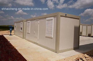 Flat Pack Container Dormitory Group (shs-fp-dormitory006) pictures & photos