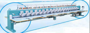 High Speed Embroidery Machine /Flat/Sequins Embroidery Machine (MW-915)