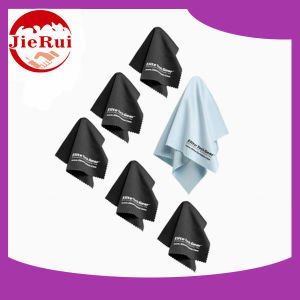 Spectacle Cleaning Cloth of Microfiber Cloth