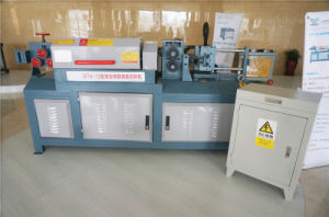 Easy Operate Steel Wire Straightening and Cutting Machine