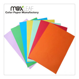 225GSM A4 Size Color Cardboard Paper for Paper File