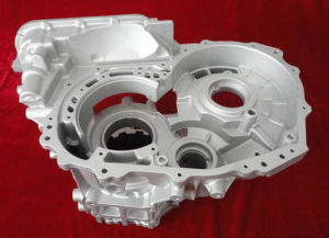 Aluminum Die Casting of Shell Parts