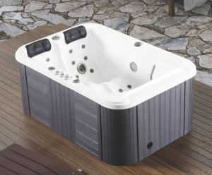 Garden Freestanding Hot Tub for 2 Person Baths and Swimming pictures & photos