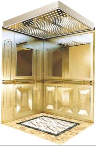 Machine Roomless Passenger Elevator with German Technology Vvvf Drive (RLS-144) pictures & photos