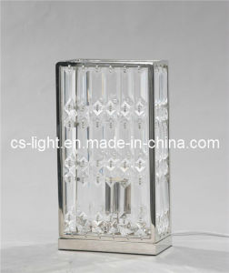 Modern Simple Crystal Table Lamp (CTD560)