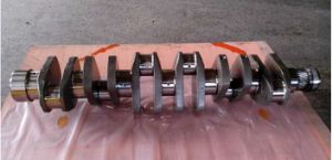 Man Engine Crankshaft D0834 Forged Crankshaft