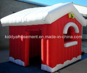 New Design Inflatable Christmas House