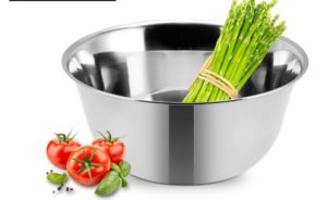 Stainless Steel Food Mixing Deepen and Thicken Basin (JH-002)