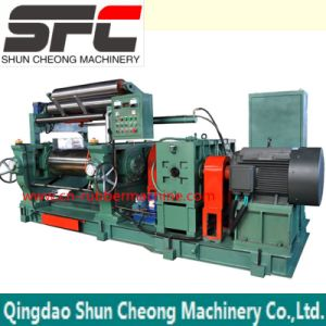Two Rolls Rubber Mixing Mill (XK-560) pictures & photos