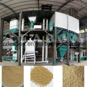 Large Capacity Animal Feed Pellet Production Line pictures & photos