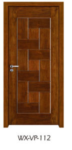 Wooden Door (WX-VP-112)