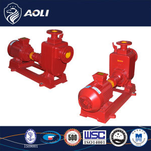 Self-Priming Fire Fighting Water Pump pictures & photos