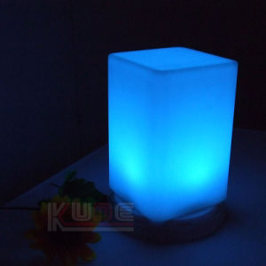 New Dimmable Inductive Rechargeable LED Reading Light Desk Table Lamp pictures & photos
