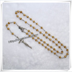 Cat Eye Beads China Rosary Factory in China (IO-cr020) pictures & photos