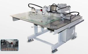 Automatic Pattern Sewing Machine for Seat Cushions pictures & photos