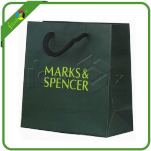 Hot Sale Custom Fashion Shipping Paper Bag pictures & photos