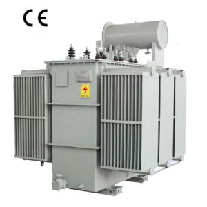35kv High Voltage Rectifier Transformer (ZPS-8000/35)