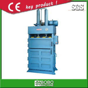 Compress Baler Machine for Pet Bottles pictures & photos