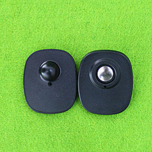 Black Square Tag for Clothing Manufactory EAS Security Tag pictures & photos
