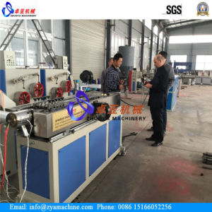 High Speed PE Single Wall Corrugated Pipe Machine/Extrusion Line pictures & photos