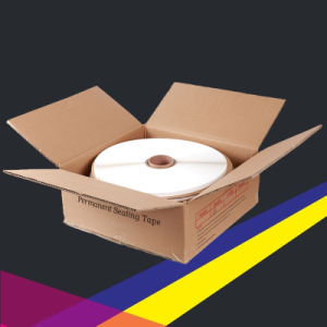 6mm Permanent Bag Sealing Tape pictures & photos