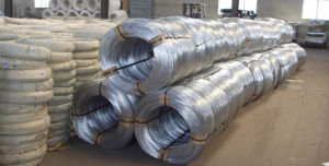 Soft & Shining Galvanized Wire (XMGI12) pictures & photos