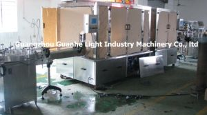 Automatic Liquid Detergent Filling Production Line with CE & ISO pictures & photos