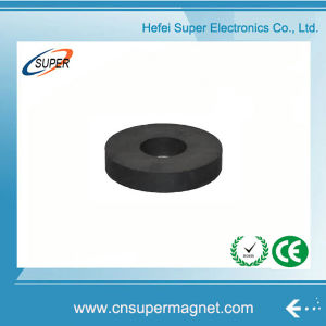 Wholesale Y33 Ferrite Ring Magnet pictures & photos
