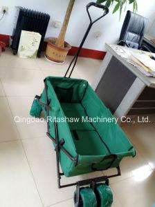 China Creative Outdoor All-Terrain Folding Garden Trolley Wagon Cart ... 96f9285ebac3