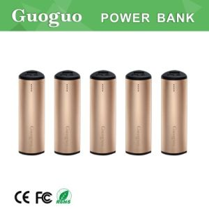 Promotion Gift Power Bank 2600mAh, Lipstick Power-Bank, Gift Power Bank for Girls