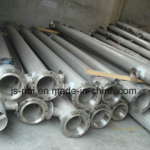 Stainless Steel Pipes and Welded Flanges pictures & photos