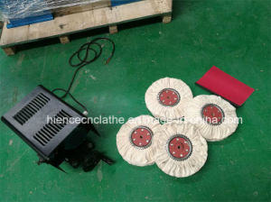 Electric Hydraulic Rim Straightening Machine with Polish Set Ars26 pictures & photos