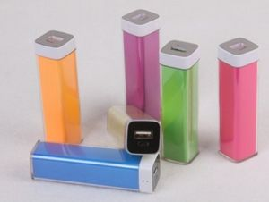 Lipstick Power Bank for Mobile Phone, Saves Power pictures & photos