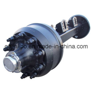 Trailer Parts Use Axle Parts English Type Axle pictures & photos