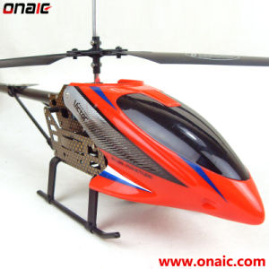 3.5 CH Big Size RC Helicopter with Gyro Building (O3817)