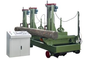Vertical Woodworking Manufacturer Wood Cutting Vertical Band Saw Machine pictures & photos