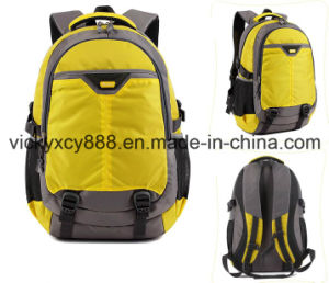 Double Shoulder School Children School Pack Backpack Bag (CY6902) pictures & photos