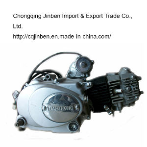 China 110cc Electric Start and Manual Clutch Motorcycle