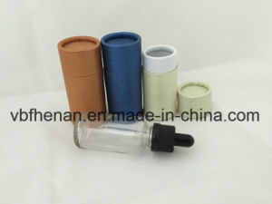 5ml Glass Bottles with Childproof Cap and Thin Dropper in China