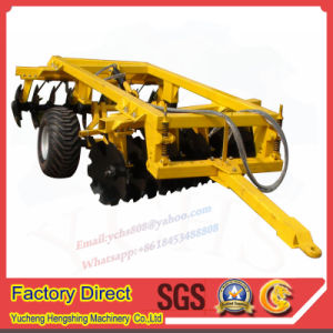 Agricultural Machinery Disc Harrow for Jm Tractor Trailed Cultivator pictures & photos