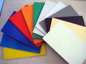 4mm Both Sides Color Coating Aluminum Composite Panel Panel pictures & photos