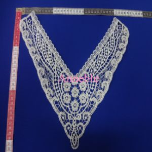H07798 Lace Collar for Garment