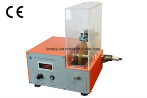 "Digital Low Speed Diamond Saw with 6"" Diamond Blade Cut off Syj-160 pictures & photos"
