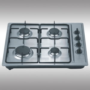 China Best Quality Stainless Steel Built In 4 Burner Gas Stove
